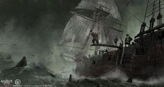 File:Assassin's Creed IV Black Flag - Concept art 1 by kobempire.jpg