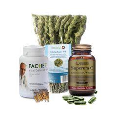 Termékek - Dr. Fachet gyógygomba Vitamin C, Carrots, Tea, Vegetables, Food, Essen, Carrot, Vegetable Recipes, Meals