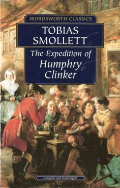 The Education of Humphrey Clinker; Tobias Smollett  - 1971 - forgot to add this one