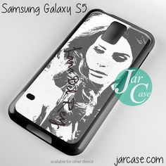 lana del rey Phone case for samsung galaxy S3/S4/S5