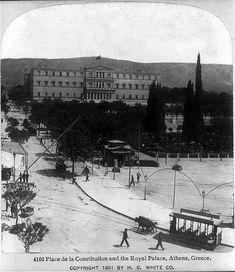 Αθήνα - 1901