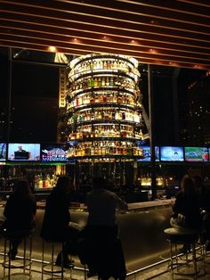 The Big Bar in Chicago