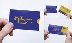 lube card