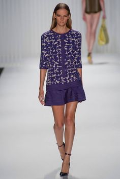 J.Mendel Spring 2013 RTW Collection - Fashion on TheCut