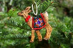 Fawn Ornament
