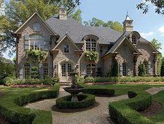 Plan 15612GE: Master-Up Luxury House Plan