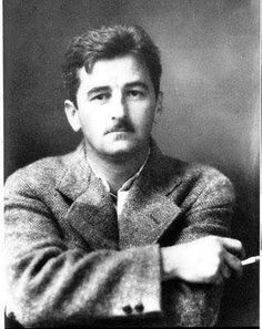 William Faulkner  -  Age: Died at 65 (1897-1962)  Birthplace: New Albany, Mississippi, United States of America  Works: The Sound and the Fury, As I Lay Dying, Light in August, Absalom Absalom!, A Rose for Emily