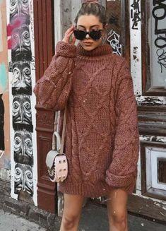 Kazak Elbise Nasıl Giyilir ? - Trendler ve Moda Satin, Sweaters, Dresses, Fashion, Gowns, Moda, La Mode, Elastic Satin, Pullover