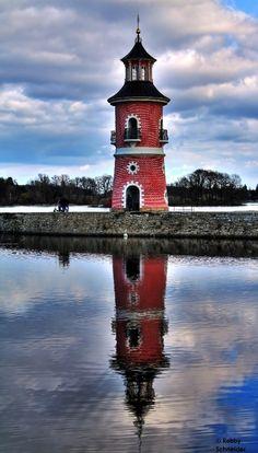 ✯ Moritzburg Lighthouse, Germany