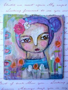 Susana Tavares: paintings