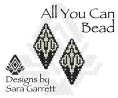 A personal favorite from my Etsy shop https://www.etsy.com/listing/514164438/peyote-earrings-pattern-131-bead-weaving