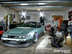 Nissan 240sx coupe Silvia S13