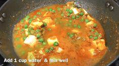 Matar Paneer Recipe In Hindi Matar Paneer Recipe In Hindi, Paneer Recipes, Curry Recipes, Recipes In Marathi, Gujarati Recipes, Badam Milk Recipe, Bhel Recipe, Breakfast Bread Recipes, Fried Fish Recipes