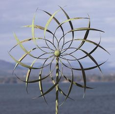 Metal Stars Wind Spinner   Garden Ideas I Love   But Would Probably Kill    Pinterest   Wind Spinners, Metals And Gardens