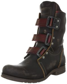 I have these boots :D ..... Love them .... Fly London Boots