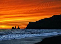 Red Sky by Þorsteinn H Ingibergsson - Photo 3819833 - 500px