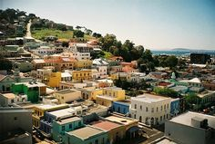 World's 10 most colorful cities - Bo Kaap, Cape Town, South Africa