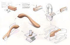 Wooden Shoehorn by Am Saiyavath
