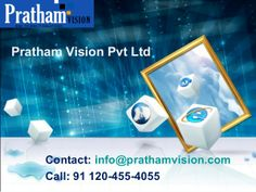 Pratham vision has been energising businesses with innovative IT Solutions (Digital Marketing/ Application Development / Web Hosting). We partner with our clients to understand and deliver varied solutions suitable for their businesses. At Pratham vision, we believe that we grow only if you grow. Join hands with us and dwell in our experience and expertise.