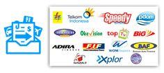 Fee Keuntungan loket PPOB dari pembayaran tagihan online di server Permata Pulsa
