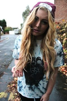 #girl #hat #swag