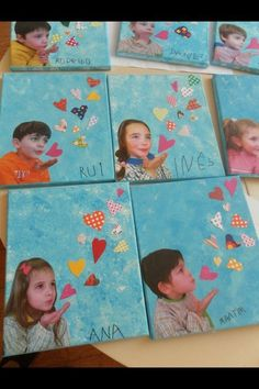 Valentines Day for parents- I did this... so much work, but they turned out soo cute!!!