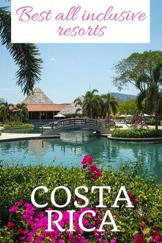The best all inclusive resorts in Costa Rica: http://mytanfeet.com/hotels-in-costa-rica/best-all-inclusive-hotels-in-costa-rica-resorts/