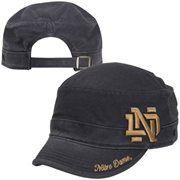 '47 Brand Notre Dame Fighting Irish Ladies Avery Adjustable Hat - Navy Blue
