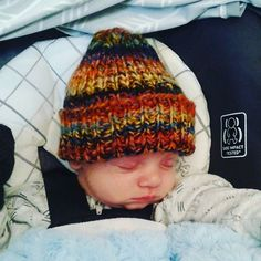 This little angel looks like he's sleeping pretty easy in the hat I made him! Knit by hand from hand spun & dyed ultrafine merino...it is the perfectly soft match for his ridiculously soft baby head!! Thanks @suzannekelly.rmt for making such a sweet little human and letting me post this pic of him! It's knit in a 1x1 rib for ultimate stretchiness so it'll fit his quickly growing head for as long as possible! Baby Head, Hand Spinning, Beanie, Thankful, Angel, Wool, Knitting, Hats, Sweet
