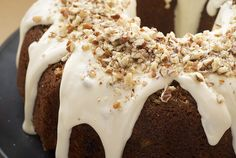 Hummingbird Bundt Cake - There's something magical about the combination of bananas, pineapple, cinnamon, and cream cheese that is hard to resist.
