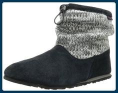 Teva Dol Boots Damen Winter, Schwarz - Schwarz - Größe  36 - Stiefel für d1d22e72dc