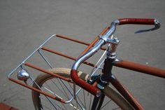 #BikeLove. Porteur bike, by Ateliers d'Embellie