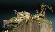 """Modelarstwo Plastikowe • Zobacz wątek - """"Jad"""" - Pułk 4 """"Skorpion"""" 1/35"""