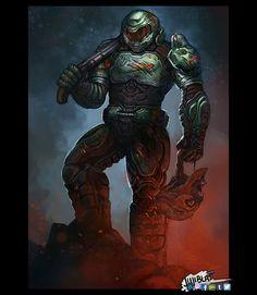 100 Best DOOMGUY images in 2019 | Doom game, Doom 2016