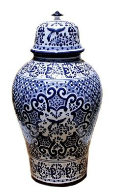 Mexican decor: the stunning talavera pottery from Puebla México