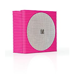 Fun gift idea for a girl who loves music!  Soundfreaq® SFQ-07 Sound Spot, Pink. The portable Bluetooth speaker for the home. $69.99  Sponsored: @Soundfreaq #SoundSpot Bluetooth Speakers