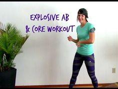 AXFIT - EXPLOSIVE Ab & Core Workout