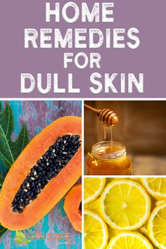 Super easy and effective home remedies for dull skin. Go to theskincarereviews.com #dullskinhomeremedies #naturalremediesfordullskin #diydullskinremedies Lotion For Oily Skin, Oily Skin Care, Healthy Skin Care, Organic Skin Care, Natural Skin Care, Natural Beauty, Skin Care Home Remedies, Clear Skin Tips, Dull Skin