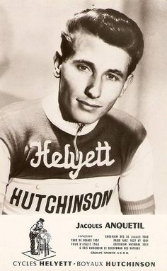 Jacques Anquetil in 1961