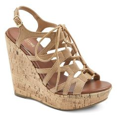 Women's Selena Gladiator Sandals - Mossimo Supply Co. ™ : Target