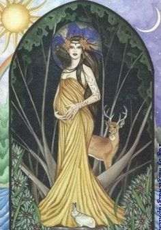 Happy Eostre, or Ostara (which ever you choose:) Either way its the celebration of birth and renewal rebirth! :)