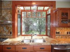 garden windows | JT Wood Garden Window (Craftsman Style) | JT Windows