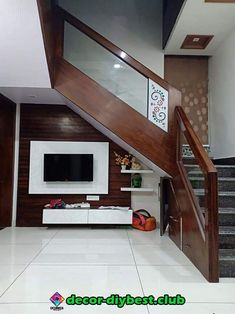 97 Most Popular Modern House Stairs Design Models 33