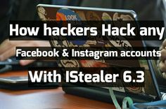 Hackers can easily use Istealer 6.3, a program creating servers to steal your personal Facebook and Instagram credentials. Find out exactly what the hackers are doing, so you can know how you should protect your credentials. Nobody wants someone else to have access to  their personal Facebook and Instagram accounts.