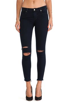 Shop for J Brand Ankle Midrise Skinny in Blue Mercy at REVOLVE. High Jeans, Black Jeans, J Brand Jeans, Revolve Clothing, Fashion Branding, Everyday Look, Pullover, Skinny, Clothes For Women