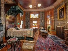 1885 Queen Anne – 511 E Walworth Ave, Delavan, WI 53115 The Allyn Mansion, nationally acclaimed & award winning restoration, is a magnificent example of East Lake Victorian architecture.