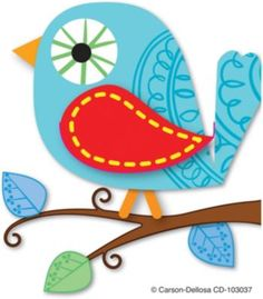 Boho Birds Bookmarks from Carson-Dellosa Bird Clipart, Cute Clipart, Arts And Crafts, Paper Crafts, Art Drawings For Kids, Bird Theme, Class Decoration, Bird Design, Classroom Themes