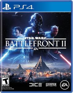 Star Wars: Battlefront II 2 (PlayStation 4, 2017) PS4, New & Sealed, Ships FAST!: $49.48 End Date: Friday Jan-12-2018 7:08:03 PST Buy It…
