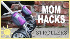 MOM HACKS   Strollers! (Ep. 6)