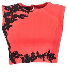 Buy Pink dupion_silk blouse blouse-fabric online